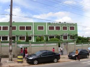 Segundo o site da própria instituição no Maranhão, o Colégio Batista é um de seus pólos de ensino. Foto: Reprodução