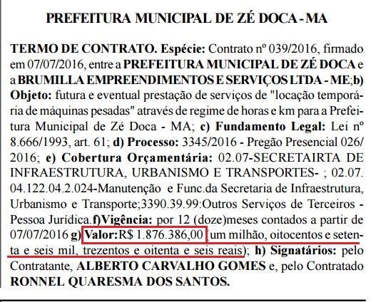 contrato LOCAÇÃO MÁQUINAS ZE DOCA - 14.07.2016 PG 36