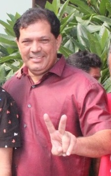 Araújo Diniz preso na Operação rapina III em 2007